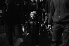 Justice for Eric Garner (#melphoto) Tags: nyc holiday ny newyork march peace protest nypd peaceful empirestatebuilding statenisland unionsquare handsup ferguson michaelbrown midtownmanhattan grandjury icantbreathe ericgarner blacklivesmatter renishamcbride tamirrice aiyanajones