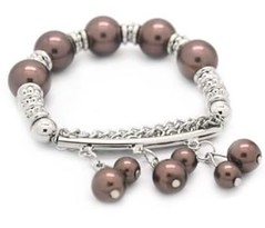 5th Avenue Brown Bracelet P9411-4