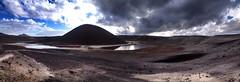 Karapnar/trkiye (mehmetkayisi) Tags: lake turkey volcano crater volcanic hdr karapinar maar iphone meke karapnar mekelake mekegl snapseed