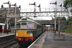 Class 26 D5310 (26010)  - Bury Bolton Street (dwb transport photos) Tags: bury diesel locomotive elr 26010 eastlancsrailway buryboltonstreet d5310