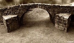 Tajamares (Franco DAlbao) Tags: bridge puente lumix medieval romanesque vigo romnico castrelos lagares tajamares cutwaters flickrunitedaward dalbao francodalbao vigodenunciahistrico ponteromanadecastrelos