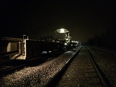 Rail Drop (Sam Tait) Tags: night train engineering shift rail railway drop knebworth welwyn