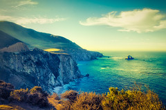 Big Sur Coastline (skip.kuebel) Tags: california lighthouse bigsur highway1 pacificocean coastline