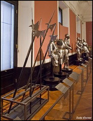 Hofburg's Armory 2766 (Zachi Evenor) Tags: vienna museum austria arms medieval armor armory middleages weapons hofburg 2014 halberd armors  platemail   halberds     zachievenor   imperialarmory   hofburgsarmory hofburgsarnory  hofburgarmory hogburgs