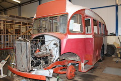 Eastern Counties Dennis Ace (nickabbott_2000) Tags: museum ace transport restoration dennis ipswich easterncounties ipswichtransportmuseum