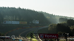 Spa Francorchamps - Racing Festival 2014 (TrackDay.Photographie) Tags: morning festival rouge eau au racing spa matin francorchamps 2014 virages raidillon
