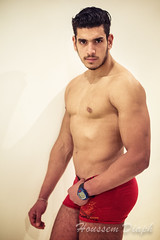 Ahmed (H.Diaph) Tags: man sexy men model muscle chest handsome crossprocessing