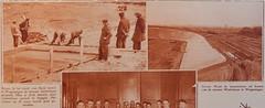 . (Historisch Genootschap Redichem) Tags: en tom foto wageningen woord collectie beeld bongers gelderland wielerbaan gereed 06041934