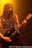 Black Label Society @ Royal Oak Music Theatre, Royal Oak, MI - 01-16-15