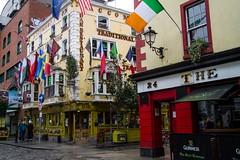 Temple Bar (Sandra & Dean K.) Tags: ireland howth dublin irish college church st bar canon temple eos pub christ cathedral library irland guinness spire seal trinity 7d patricks stout