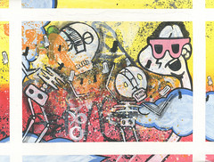 Brick Lane Market #9 (Eugene YC Lee) Tags: life street city nyc uk urban newyork color colour london art fashion animals retail illustration america happy photography graffiti design photo clothing nikon energy paint artist acrylic market designer contemporary vibrant wildlife fineart fine brush canvas photograph koons jeffkoons appropriation promote