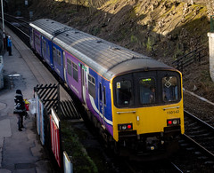 Northern Rail Class 150/1 Unit No 150142 (loopylee1) Tags: yorkshire trains railways trainspotting northernrail railwayenthusiast woodlesfordrailwaystation woodlesfordleeds