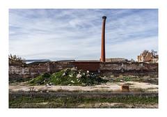 Villa de Don Fadrique (Toledo), 2014. (diazdeburgos) Tags: landscape paisaje toledo industriallandscape castillalamancha paisajeindustrial villadedonfadrique