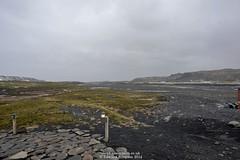 Car park (Ed.ward) Tags: iceland holiday glacier eyjafjallajökull glacierofeyjafjoll carpark grass light patio 2014 nikond700 nikonafnikkor20mmf28 ce:photo=5883