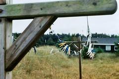 Wäscheleine (Turikan) Tags: film denmark ct slide line 200 100 agfa washing helios diafilm wäscheleine precisa sd1 rossmann 44m6 revueflex