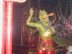 Demon Statue Hanoi