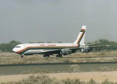AZZA A/T B707 ST-AKW (Adrian.kissane) Tags: cargo sharjah azza b707 20123 stakw