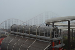 Top of the Big One Station (CoasterMadMatt) Tags: park uk greatbritain winter england cloud mist max west building english beach station weather misty fog one amusement big nikon ride photos unitedkingdom britain low north foggy lancashire photographs gb roller amusementpark british rides rollercoaster arrow pepsi february bigone mack coaster blackpool pleasure bobsled attraction coasters rollercoasters avalanche lancs hypercoaster lowcloud pleasurebeach nikond3200 blackpoolpleasurebeach 2015 pepsimax bobsleigh thebigone pepsimaxbigone northwestengland d3200 pleasurebeachblackpool infog coastermadmatt coastermadmattphotography february2015 bigonestation winter2015 pleasurebeachinfog pleasurebeachblackpool2015 blackpoolpleasurebeach2015