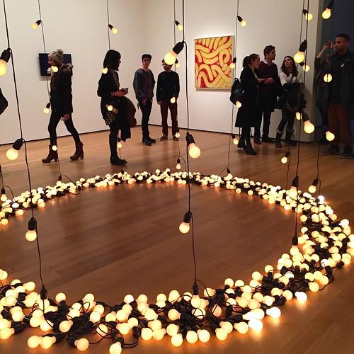 1-7 Sturtevant at MoMA