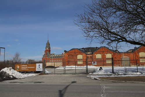 Pullman National Monument, Pullman Historic District, Chicago IL
