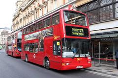 Volvo B7TL Plaxton President (DennisDartSLF) Tags: bus london volvo president clapham londongeneral plaxton b7tl lx54gyw pvl407
