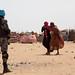 UNAMID Peacekeepers Patrol Zam Zam