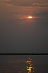 Golden Reflection (wenzday01) Tags: park travel cruise sunset sun reflection nature river boat nationalpark nikon sigma botswana chobe kasane choberiver chobenationalpark d7000 chobechilwero sundownercruise nikond7000 sanctuaryretreats 120400mmf4556afapodgoshsm