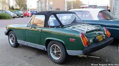 MG Midget 1977 (XBXG) Tags: auto old uk holland classic netherlands car vintage automobile nederland convertible voiture mg british midget 1977 cabrio paysbas zuid ancienne engels brits cabriolet santpoort mgmidget anglaise santpoortzuid kymmell zs68yb