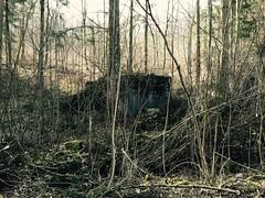 Sperre Oberhofen Bunker West, Switzerland (W-chlaus) Tags: schweiz switzerland war suisse swiss wwii 1940 krieg bunker ww2 aargau sperre oberhfen bunkerfreunde