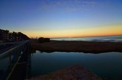 Amanecer a Calafell.- (ancama_99(toni)) Tags: sunset costa atardecer coast puestadesol 1000views 2015 10favs 10faves 25favs 25faves