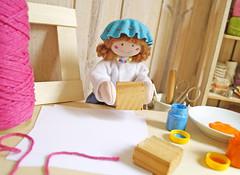 Olha só que fácil fazer: (Ateliê Bonifrati) Tags: cute diy craft stamp tutorial pap stampcraft carimbo passoapasso bonifrati