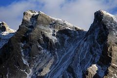 Banff, Lake Minnewanka, Feb 20, 2016 (9) (Velates) Tags: snow mount girouard lakeminnewanka