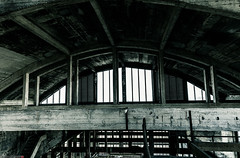 _O7A8949 (AntonyCASAFilms) Tags: urban abandoned monochrome concrete 3d factory belgium exploring plan marshall maze coal escher exploration derelict washing ue urbex