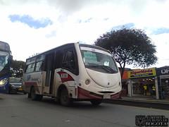 Colectivo Coodiltra 20011 (Los Buses Y Camiones De Bogota) Tags: bus colombia bogota autobus colectivo 20011 usme busologia coodiltra