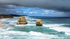 Gog & Magog (pcara22) Tags: seascape twelve apostles rocks nikon tourism victoria port campbell