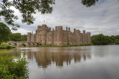 Herstmonceux Castle (fillbee) Tags: herstmonceux castle herstmonceuxcastleisabrickbuiltcastlenearherstmonceux eastsussex england monceux family treasurer household sir roger 1441 royal greenwich observatory alfred bader queens international study centre brick built medieval