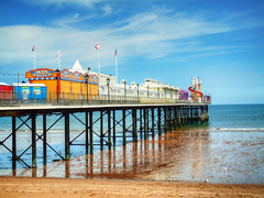 Paignton2016_18 (RightCharlie100) Tags: pier hdr paington holidayssonydsch400