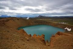 Viti, Myvatn (Martin Ystenes - on Iceland) Tags: iceland sland martinystenes