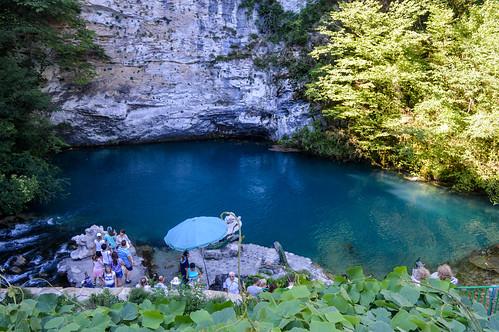 Adziasitsva (Blue Lake), Abkhazia