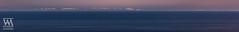 Sicily as seen from Mgiebah Bay in Malta (McCarthy's PhotoWorks) Tags: malta sicily sicilyfrommalta horizon nightsky nighttime outdoor seascape streetlights