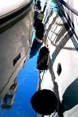 Big Drop (mollymemesi) Tags: fatalan fattalan photoograph photography vienna vienne wien autriche sterreich austria vienneselies yacht yachting antibes riviera harbour bouy reflection reflections distortion distortions distorted fat alan photograph colour osterreich lies viennese