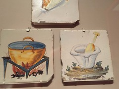 1-15 Nadelman Folk Art at NYHS (MsSusanB) Tags: nadelman nyhs folkart tile spain maiolica elie viola wood modernart