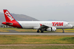 PR-MAG | Airbus A320-232 | TAM Airlines (Paraguay) (cv880m) Tags: chile santiago prmag airbus a320 320232 320200 tam tambrasil latam paraguay arturobenitez scl