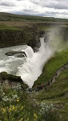 P1870426 Gullfoss waterfall  (27) (archaeologist_d) Tags: waterfall iceland gullfoss gullfosswaterfall