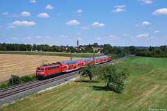 Der neue Main-Spessart-Express (Sp Dr S60) Tags: frankfurt bamberg wrzburg schweinfurt msx maintal doppelstock obertheres br111 hasfurt twindexx kbs810 mainspessartexpress