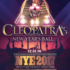 Cleopatra LA New Years 2017 (jamiebarren) Tags: egyptiantheater egyptiantheater2017 newyearseve cleopatrasnyeball losangeles newyears nye2017 egyptiantheaternye hollywood nye nightlife