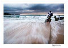 Photographer John (jongsoolee5610) Tags: seascape coogee coogeebeach sydney australia sydneyseascape wave photographer sunrise lanrdscape