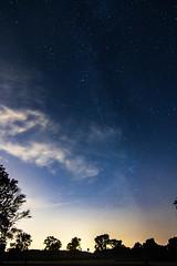 High Flying (AngieGaul72) Tags: bigcreeklake iowa milkyway perseids meteor night rural sky star canon7dmkii tokina1224