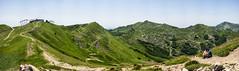 Abetone panorama 02 (Dario Morelli) Tags: abetone panorama luglio 2015 mountain mountains high resolution gigapan