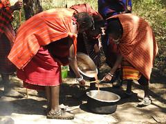 DSCN1258 (David Bygott) Tags: ngorongorocrater nca africa tanzania maasai misigiyo warrior moran olpul